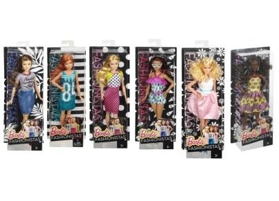 Κούκλα Barbie Fashionistas (DGY54)