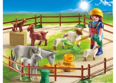 PLAYMOBIL 6133 Ζωάκια της Φάρμας