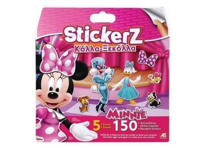 Stickerz Κόλλα - Ξεκόλλα Minnie (1080-08106)