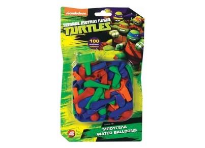 Νερόβομβες AS Turtles (5011-01155)