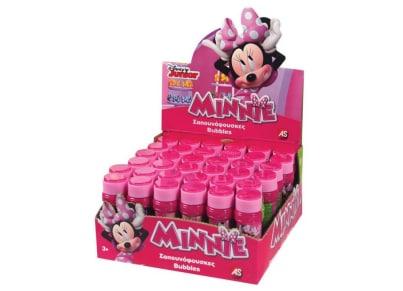 Μπουκαλάκι για Σαπουνόφουσκες Μονό Minnie - AS Company