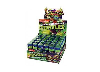 Μπουκαλάκι για Σαπουνόφουσκες Μονό Turtles - AS Company