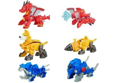 Φιγούρα Transformers Rescue Bots Minicon (1 Τεμάχιο)