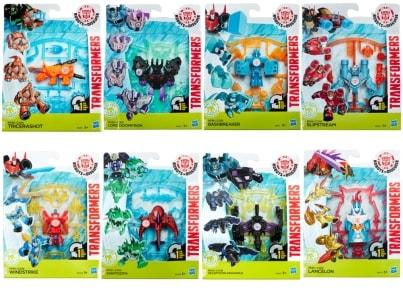 Φιγούρα Transformers Rid Minicon Weaponizers (1 Τεμάχιo)