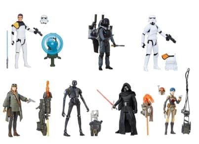 Φιγούρα Star Wars S1 (Σετ 2 Φιγούρες)
