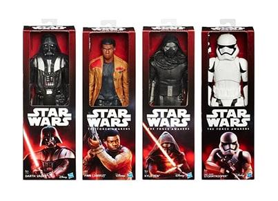 Φιγούρα Star Wars E7 - 4 Σχέδια - 1 Τεμάχιο - Hasbro