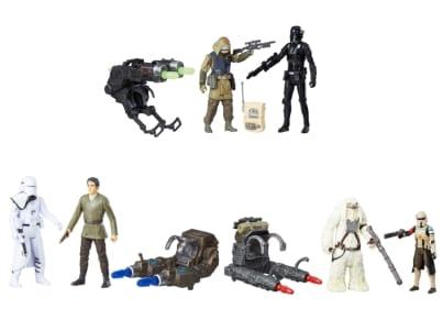 Φιγούρες Star Wars S1 (Σετ 2 Τεμαχίων)