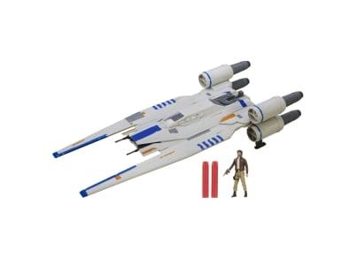 Όχημα με Φιγούρα Star Wars S1 (B7101)