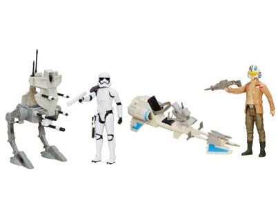 Όχημα με Φιγούρα Star Wars S1 - 1 σετ Hasbro (B3917)