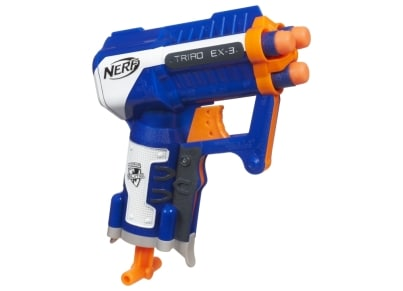 Εκτοξευτής NERF Triad EX-3 N-Strike Elite