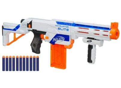 Εκτοξευτής Nerf N-Strike Elite Retaliator