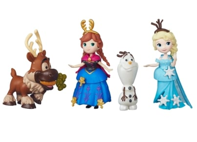 Frozen Small Doll & Friends - 1 σετ (B5185)