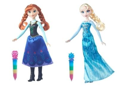 Κούκλα Frozen Fashion Glow Gem - 1 τεμάχιο (B6162)