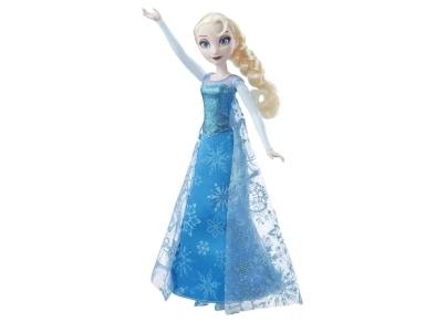 Κούκλα Frozen Singing Fashion Elsa (B6173)