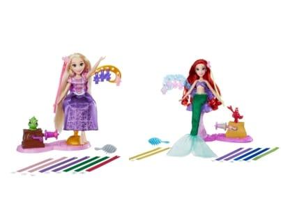 Disney Princess Deluxe Hair Fashion - 1 τεμάχιο (B6835)