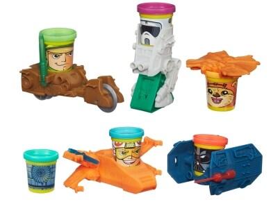 Star Wars Όχημα Play-Doh (1 Τεμάχιο)