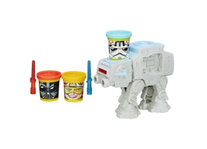 Play-Doh Star Wars AT-AT Attack Βαζάκια (B5536)
