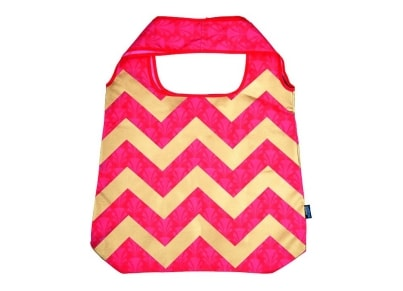 Τσάντα Shopper Moses Deluxe Chevron