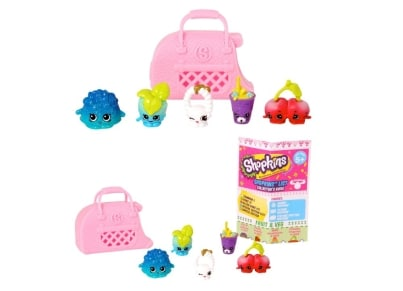 Shopkins S4 - Καρτέλα 5 τεμαχίων (HPK12000)