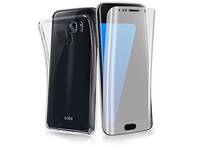 Θήκη & Μεμβράνη Samsung Galaxy S7 Edge - SBS Aero Cover - Διαφανές τηλεφωνία   tablets   αξεσουάρ κινητών   θήκες