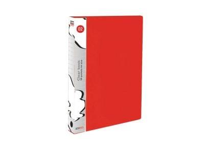 Ντοσιέ Παρουσίασης Typotrust 20 Θέσεων A4 Κόκκινο