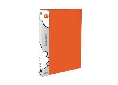 Ντοσιέ Παρουσίασης Typotrust 20 Θέσεων A4 Πορτοκαλί