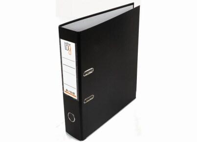 Κλασέρ Office Log Α4 8/32 Μαύρο