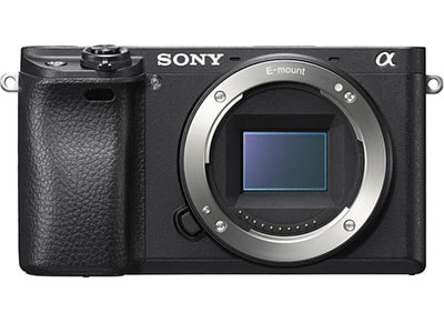Mirrorless Camera Sony Alpha a6300 Body - Μαύρο φωτογραφία   βίντεο   mirrorless