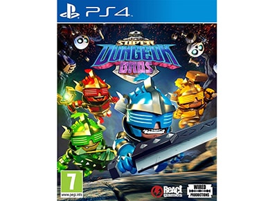 Super Dungeon Bros - PS4 Game