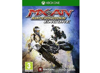 MX vs ATV Supercross Encore - Xbox One Game