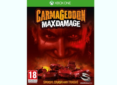 Carmageddon: Max Damage - Xbox One Game