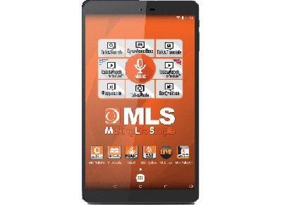 "MLS iQTab Master 8 - Tablet 8"" 16GB Μπλε"