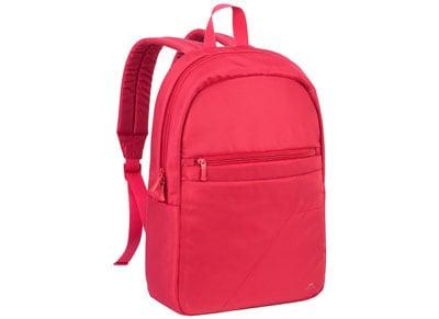 """Τσάντα Laptop Πλάτης 15.6"""" Rivacase 8065 Κόκκινο"""