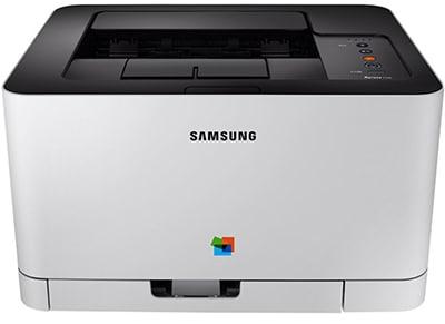 Samsung Laser SL-C430 - Έγχρωμος Εκτυπωτής Laser A4