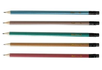 Μολύβι Coolbee Μεταλλικό HB με Γόμα - 1 τεμάχιο