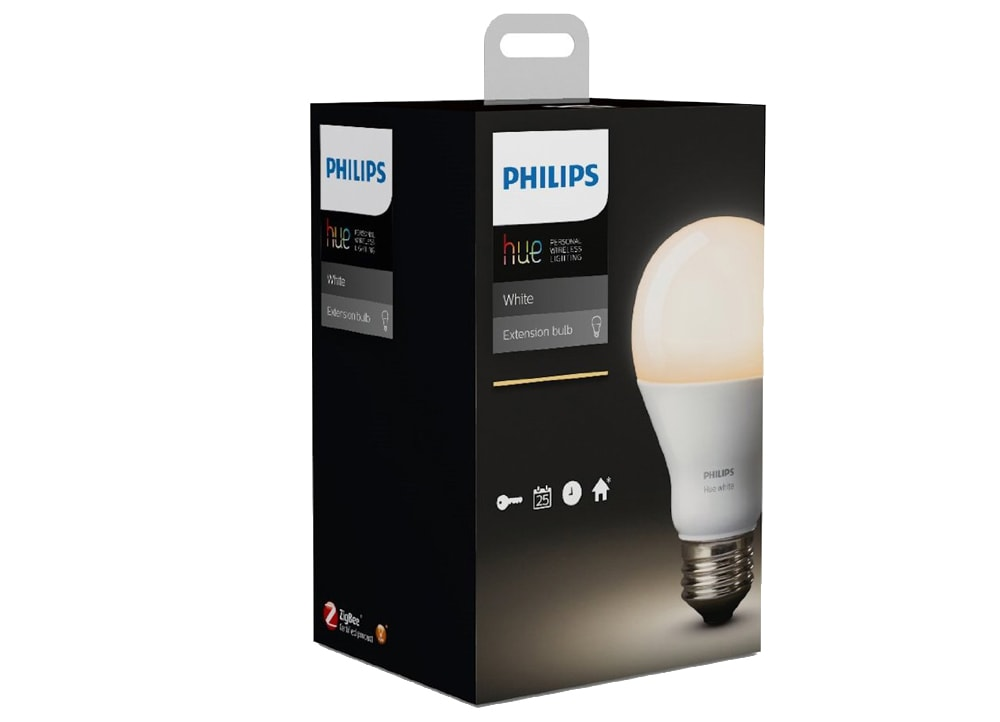 philips hue white e27 single bulb. Black Bedroom Furniture Sets. Home Design Ideas