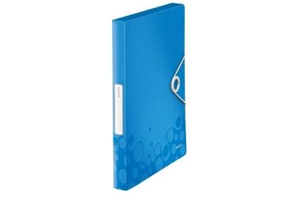 Κουτί Αρχείου LEITZ WOW PP A4 Μπλε