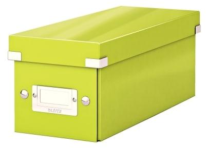 Κουτί Αρχειοθέτησης CD LEITZ WOW Click & Store Λαχανί
