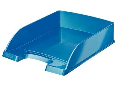 Θήκη Εγγράφων LEITZ WOW Α4 Μεταλλικό Μπλε
