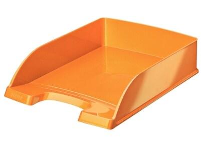 Θήκη Εγγράφων LEITZ WOW Α4 Μεταλλικό Πορτοκαλί