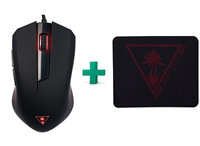 Turtle Beach Grip 300 Gaming Kit - Gaming Mouse Μαύρο