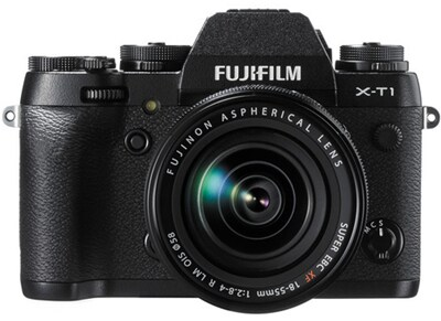 Mirrorless Camera Fujifilm X-T1 Kit 18-55mm - Μαύρο φωτογραφία   βίντεο   mirrorless