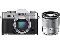 Mirrorless Camera Fujifilm X-T10 16-50mm - Ασημί