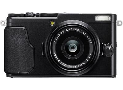 Compact Fujifilm X70 - Μαύρο φωτογραφία   βίντεο   compact