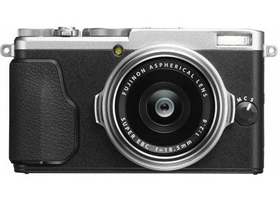 Compact Fujifilm X70 - Ασημί φωτογραφία   βίντεο   compact