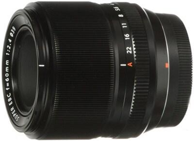 Fujifilm 60mm f/2.4 XF - Fujifilm Mirrorless Lens - Μαύρο φωτογραφία   βίντεο   αξεσουάρ φωτογραφικών   φακοί