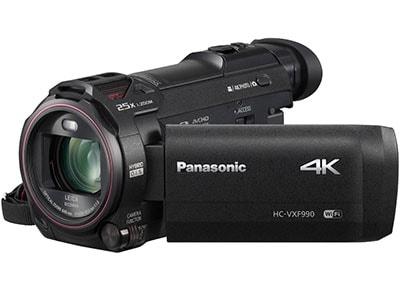 Βιντεοκάμερα Panasonic HC-VXF990EGK 4K - Μαύρο