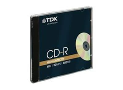 TDK DVD+R Dual Layer 8x 8.5GB - Μέσο αποθήκευσης - 1 τεμ.