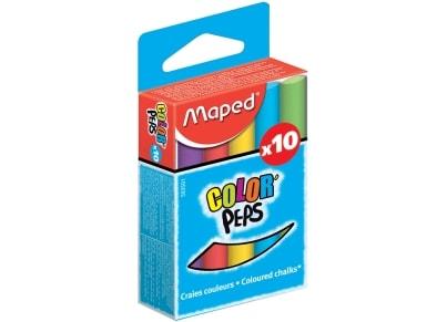 Κιμωλίες Maped Χρωματιστές