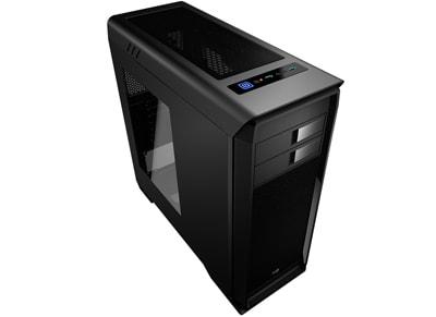 Aerocool Aero 1000 Black - Κουτί υπολογιστή ATX/Micro-ATX/Mini-ITX